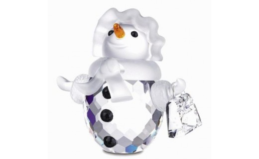 Snow Woman Signed by Mayer