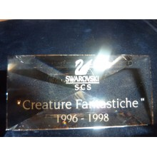 Plaque Fantastic Creatures 1996/98