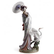 Ritratto giapponese Lladro
