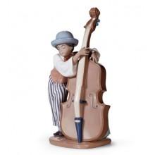 Jazz Bass Lladro