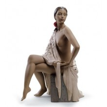 Spanish woman Lladro