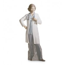 Female Doctor Lladro
