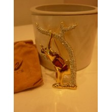 Brooch with elephant Scs Limited Edition